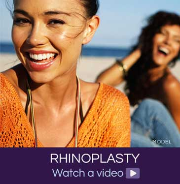 Rhinoplasty video