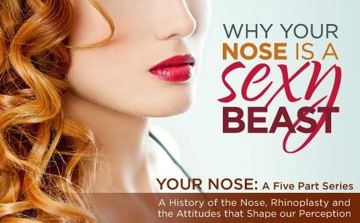 Your Nose is a Sexy Beast