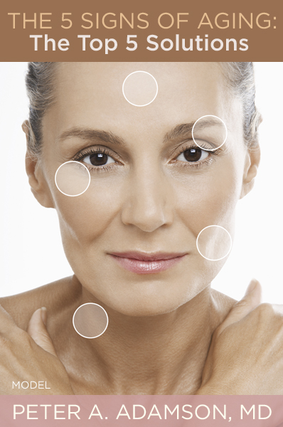 Top Five Signs of Aging