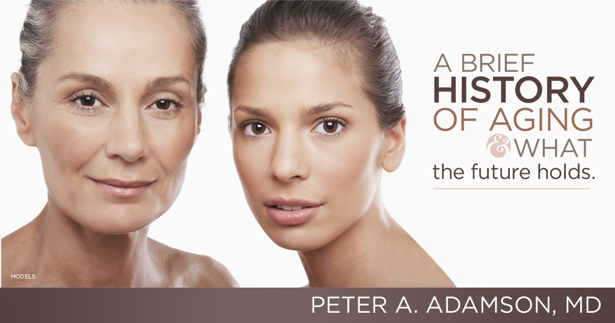 History of Aging banner