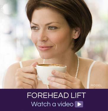 Forehead Lift Video