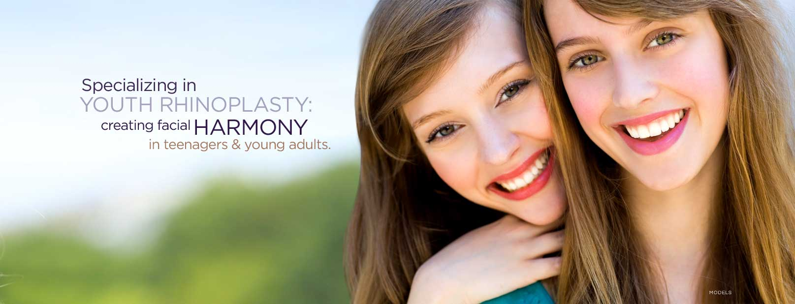 Youth Rhinoplasty header banner