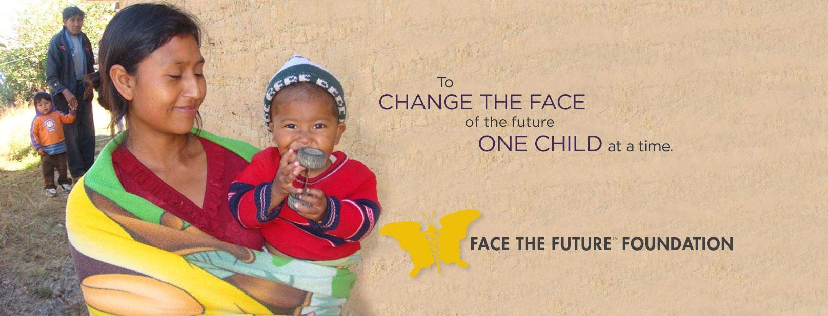 Face the Future header banner